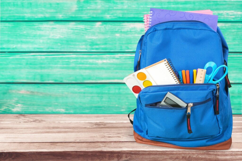 Backpack safety tips from Kim Family Chiropractic